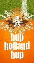 Poster Hup Holland Hup
